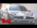 Justin Bieber's RIDICULOUSLY Shiny Car  TMZ -