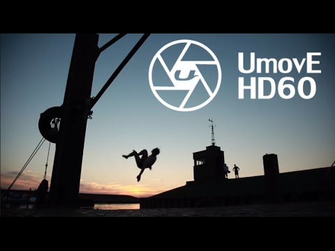 Ultrasport Sport- & Actionkamera UmovE HD60 Trailer