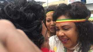 Ethiopia – The homecoming of Almtsehay Wedajo & Ethiopians welcoming her – simply awesome!