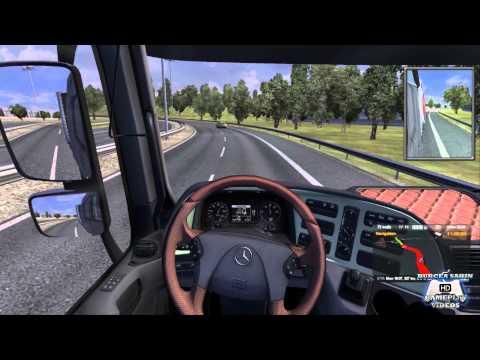Euro Truck Simulator 2 - Premium Class Trucks