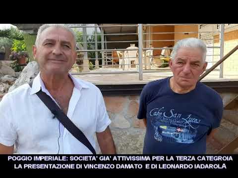POGGIO IMPERIALE CON VINCENZO DAMATO E LEONARDO IADAROLA