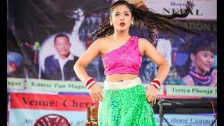 Teriya Magar III Dancing Queen  in UK II Kohi bhanchan Malai II