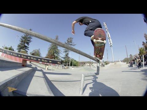 Primitive Skate San Luis Obispo Demo | Paul Rodriguez, Bastien Salabanzi & More