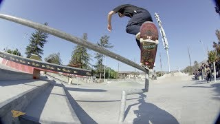 Primitive Skate San Luis Obispo Demo   Paul Rodriguez, Bastien Salabanzi & More