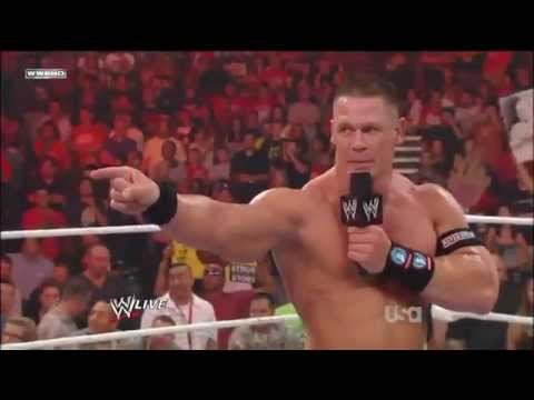 John Cena & The Rock Vs  The Miz & R Truth At Wwe Survivor Series 2011 video