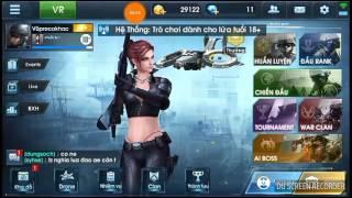 Xách M4A1—king cobra ra zombie quẩy