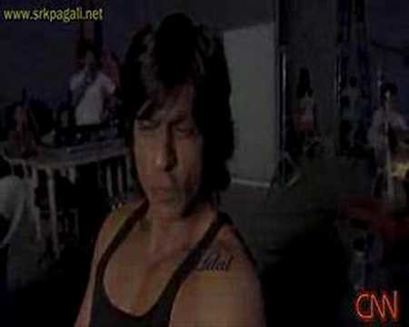 Shahrukh Khan - The one and only - Mauja hi Mauja