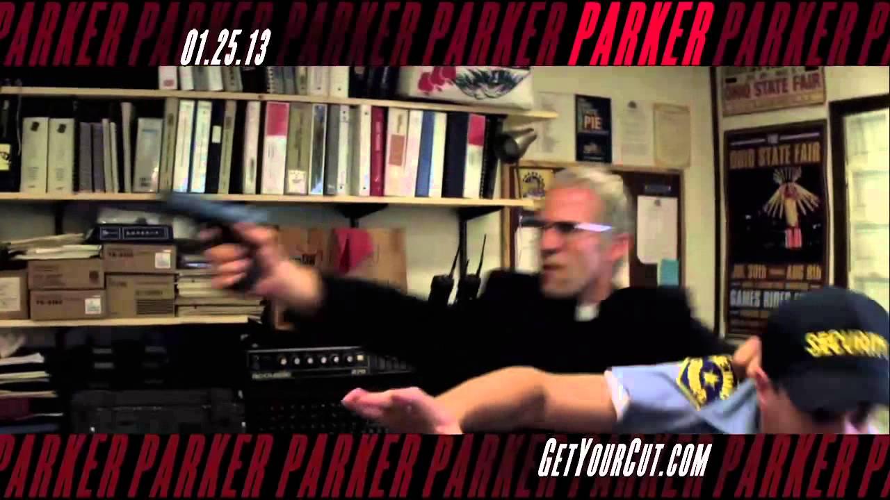 паркер смотреть трейлер: