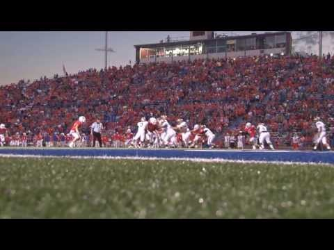 San Angelo Scenery: Central Football