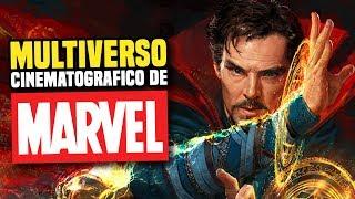 Doctor Strange y el Multiverso Cinematográfico de Marvel