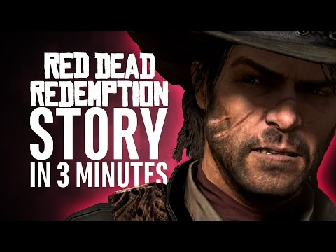 Red Dead Redemption Story | In 3 minutes | Everything You Need To Know