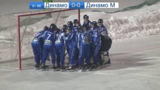 Динамо Казань : Динамо М