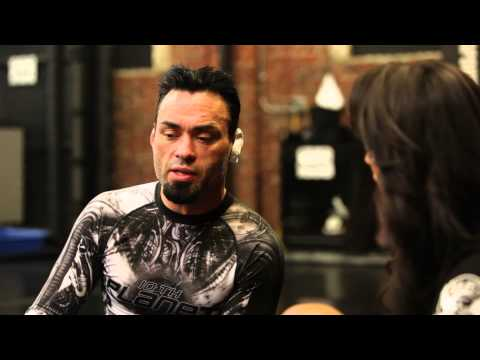 The Hooks MMA: Ep 1, Part 2:  Eddie Bravo Talk Rubber Guard Ahead of Metamoris 3