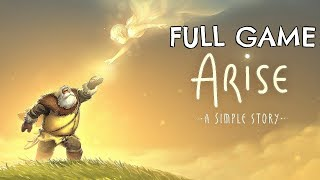 ARISE A Simple Story - Gameplay Walkthrough FULL GAME (PC Max Settings)
