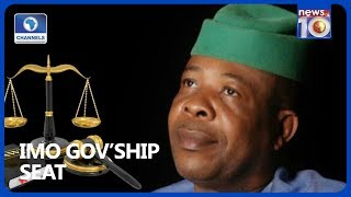 Supreme Court To hear Ihedioha's Appeal On Tuesday