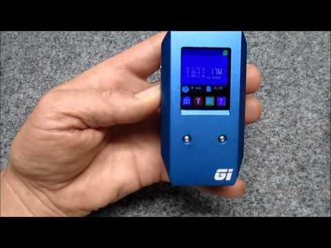 GI 2 100W Power Box Mod od GD