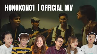Schannel REACTION: MV HONGKONG1 BẢN SỬA LỖI | Tái hiện bàn nhậu !