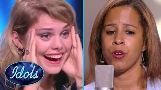 Blind Girl Sings Her Heart Out Judge Can 39 T Believe Her Voice Nouvelle Star 2017 Idols Global