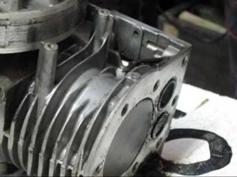 Briggs and Stratton Engine Rebuild Part 5