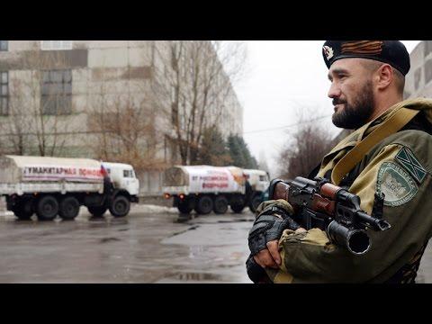 Conversation: Ukraine Conflict Points to De-escalation