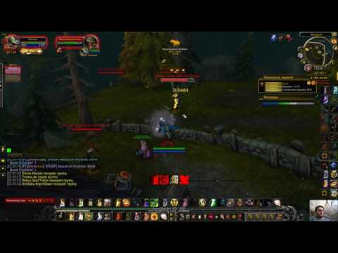 [World of Warcraft] [Атака на Хридшал] [Assault on Hrydshal] 1080р60HD