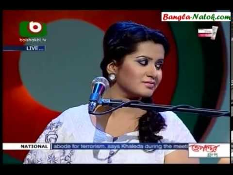 Nancy   Tomay Dilam Vubon Dangar Hashi Hd New Bangla Song 2012   Youtube video