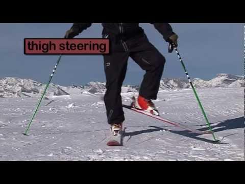 Warren Smith Ski Academy - Freeride - Thigh Steering