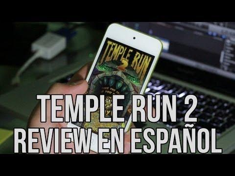 Review de Temple Run 2 En Espa�ol