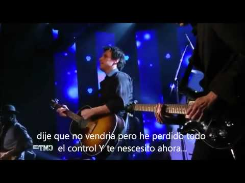 Adele - I Need you now live HD (subtitulado esp)