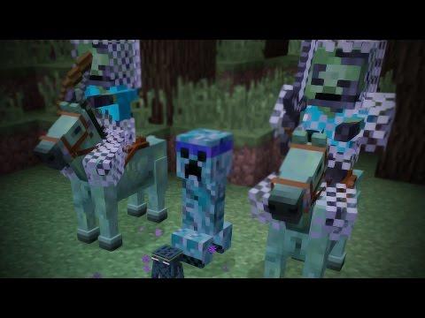 Minecraft Mod - CRIATURAS BIZARRAS! - Ender Zoo