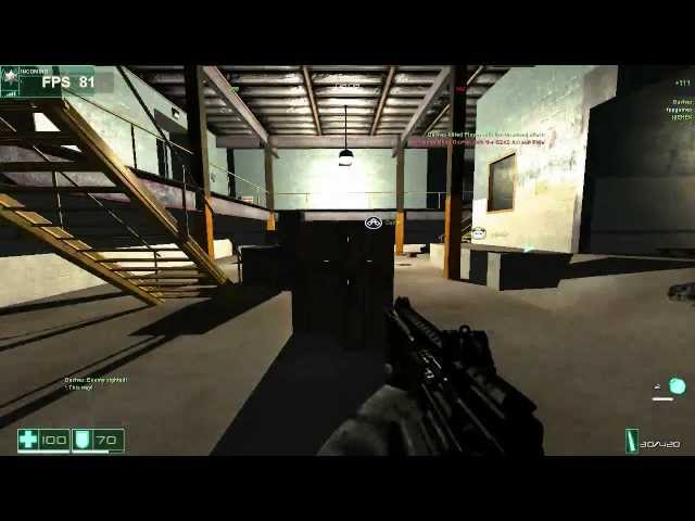 Руководство запуска: F.E.A.R. Combat по сети