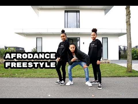 Petit Afro Presents - AfroDance Freestyle Ft. Fenuel, Jayda & Djessila    HRN Video 4K