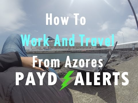 How To Work (Trade Penny Stocks) And Travel (Cruise Around The World)