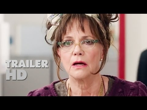Hello, My Name Is Doris - Official  Film Trailer 2015 - Sally Field, Max Greenfield Movie HD