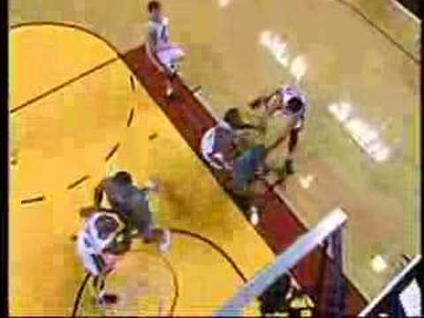 NBA Top 10 Plays of Chris Paul in 2005-06 Season Video