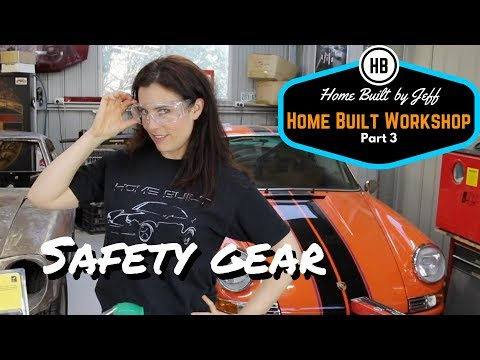 Must Have Safety Equipment For Every Workshop