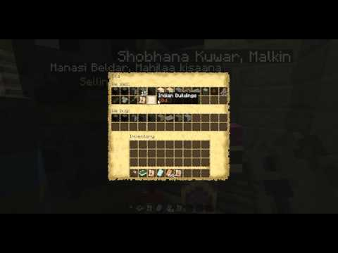 Minecraft - Yogbox: 1.7.3 Indian and Norman villages
