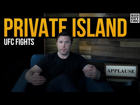 Private Islands, Cage Fights and Dana White...