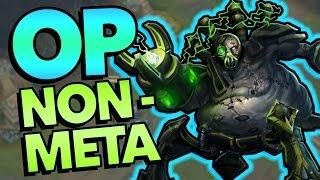 7 NEW GOD TIER NON-META CHAMPIONS - League of Legends