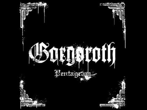 Gorgoroth - Crushing The Scepter Regaining A Lost Dominion