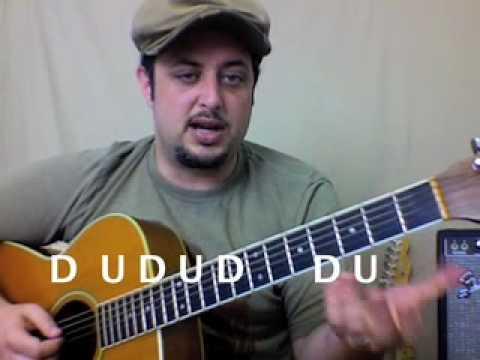 Easy Songs (Guitar Lesson) Acoustic - Matchbox 20 - 3 am - Rob Thomas