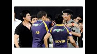 Shahrukh khan fight with Security Guard in Ipl match Wankhede stadium