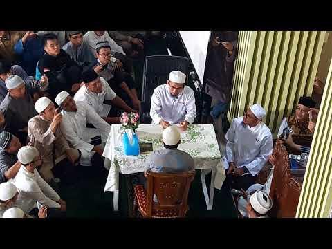 ALLAHUAKBAR NON MUSLIM ini SYAHADAT di masjid AD DU'A Way Halim Bandar Lampung bersama ADI HIDAYAT