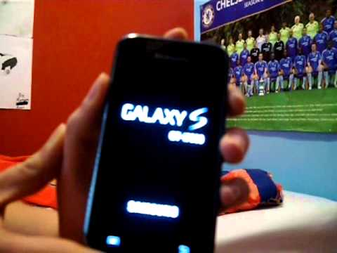 Samsung Galaxy S GT-i9000 Wont turn on - Hard reboot tutorial