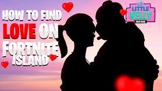 HOW TO FIND LOVE ON FORTNITE ISLAND - Fortnite Short Film