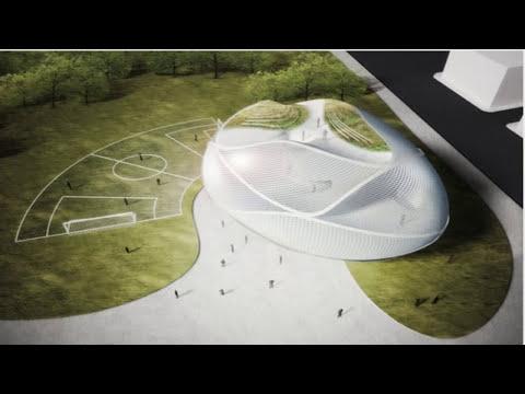 Museo en México el mas asombroso y futurista MADU