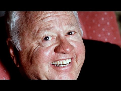 THE DEATH OF MICKEY ROONEY