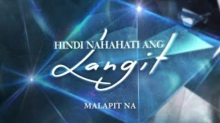 ABS-CBN Film Restoration: Hindi Nahahati Ang Langit Teaser