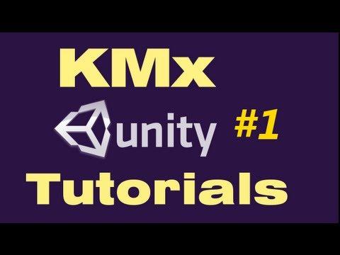 Jak zrobić grę FPS 3d Unity 3d #1