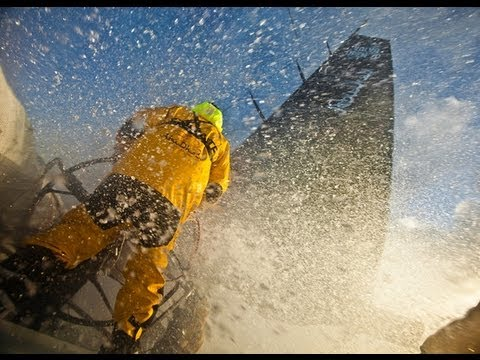 Dash to the Doldrums - Volvo Ocean Race 2011-12